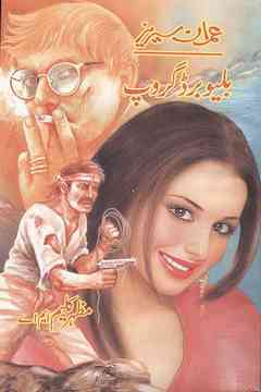 Blue Bird Group Imran Series Action Adventure Novel by Mazhar Kaleem MA